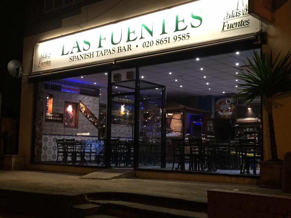 Las Fuentes - A new tapas bar in Selsdon